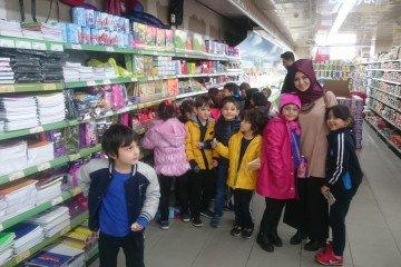 Market Macerası   İstanbul Pendik İlkokulu ve Ortaokulu   Özel Ok...
