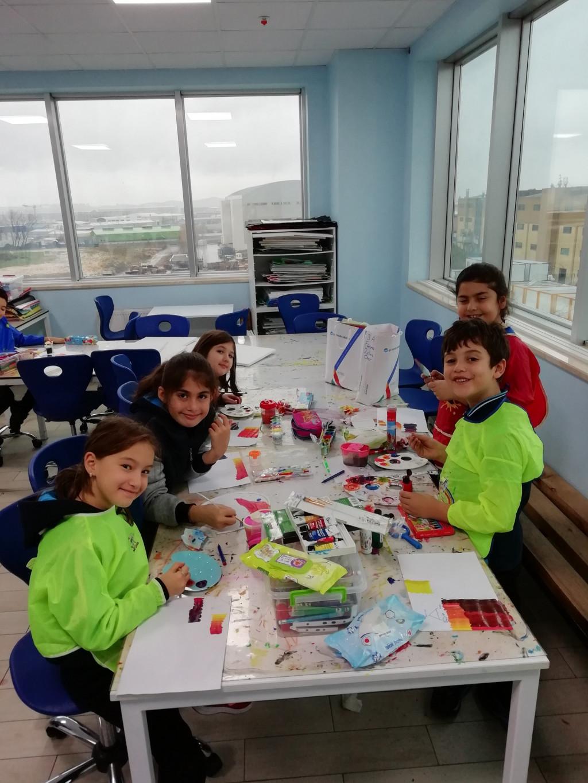 3 Renkle Neler Yapılabilir? | İstanbul Pendik İlkokulu ve Ortaoku...